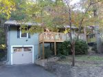 At this home, you are just a couple of blocks from Chimney Rock State Park and Village.