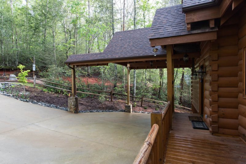 Winding River House By Carolina Properties Lake Lure Nc Is