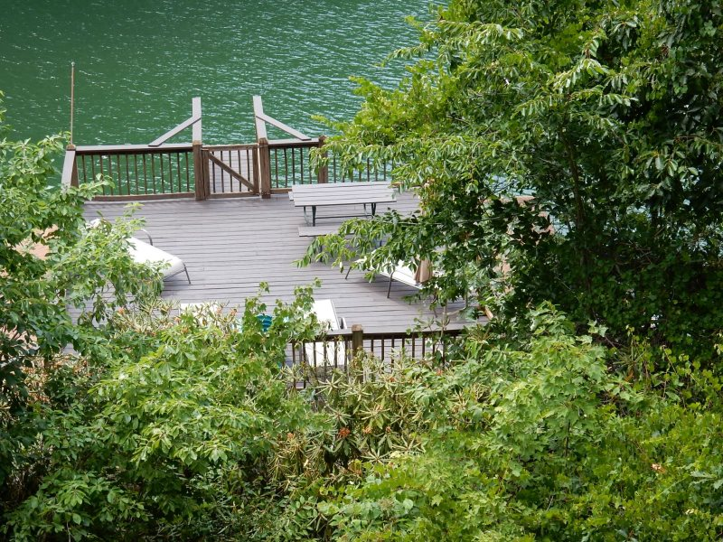 Stiles Lake House   Lake Lure NC