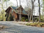 The Enchanted - Vacation Rental by Carolina Properties in Lake Lure NC
