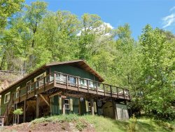 MOUNTAIN VIEWS ~SOUNDS OF THE RIVER ~ INTERNET ACCESS ~ WALKING DISTANCE TO CHIMNEY ROCK SHOPS AND PARK