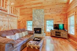 INTERNET | WOOD FLOORS | FIREPLACE | ROMANTIC | RIVERBEND AMENITIES | CREEK | COVERED PORCH