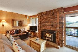 Ski Cabin Condo with Peak 8 Access