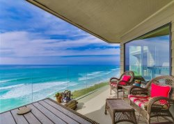 San Diego Oceanfront Rentals - Solana Beach Condo with Phenomenal Views
