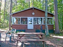 Gunlock Lake Cabin