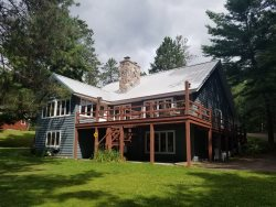 Mercer Lake Resort - Musky Lodge