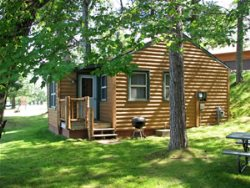 Minocqua Shores Resort - Cabin #1