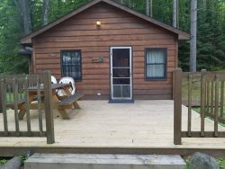 Old Stoney`s Resort - Walleye Cabin