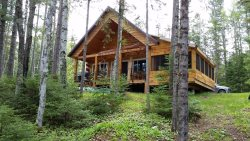 Bear River Cabin