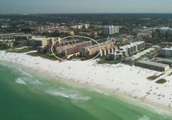Island retreat on 6th floor - Gulf Front Complex with Spectacular Sunsets on the Beach!
