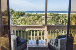 Enjoy the Gulf Breeze from your Balcony