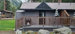 Wallowa Lake Cabin 4