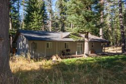 Large cabin in quiet location