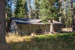 Large cabin in quiet location