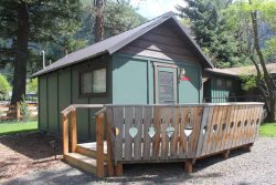 Studio cabin easy walk to all the Wallowa Lake activities