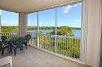 Balcony with Indian River Lagoon Views