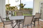 Spacious Screened Patio View To Ocean