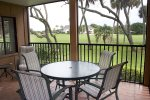 Screened Patio View Overlooking IRP Golf Course