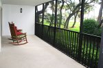 Screened/Covered Lanai Overlooking IRP Golf Course & Community Tennis Courts