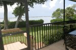Patio View to Riverfront Wide Water