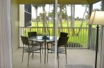 Screened Patio With Wide Golf Course Views
