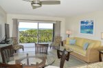 Dining / Living / Oceanfront Balcony Access