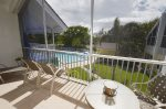 Balcony Overlooking Community Pool