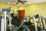 Bayview Clubhouse Exercise Room