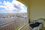 Marina and St. Lucie River Views