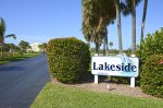 Lakeside Community Entry Sign & Drive