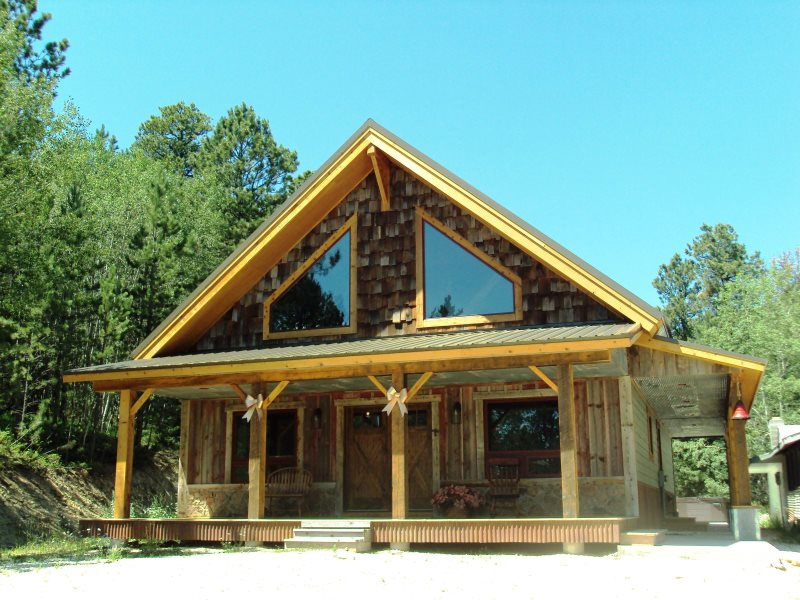 exterior for directory black rent hills snow lodge in peak view cabin cabins the terry