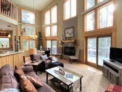 Birch Lodge - Large lot with beautiful wooded views, lots of space