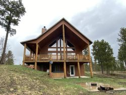 Aspen Ridge Green-Cabin with amazing views and lots of space