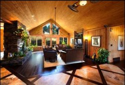Gold Dust Manor - Luxurious mountain cabin, 1 mile to Deadwood