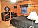 Lower Level bedroom 6 with queen, trundle twin/twin, TV