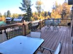 Large deck off of Dining/Great Room