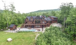 Custom Mountain Home with Amazing Views and Swimming Pool