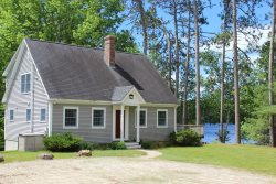 Beautiful Water-frontage on Lake Christopher!