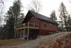 Rented!!!New Custom Construction Chalet