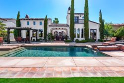 Exclusive Norman Estates Villa Overlooking Golf Course