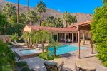 Saltwater Pool, Raised Saltwater Spa & Spectacular Mountain Views