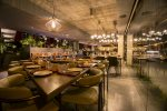 Courtyard Restaurant/Bar Features Interior Formal Dining