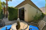 King size bed, 40 Inch TV and walk-in closet. It also has a private bath with bathtub/shower combo.