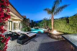 Custom Mediterranean Estate With Guest House