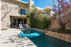 Twin Palms Estates Loft-Style Townhouse With Private Pool/Spa