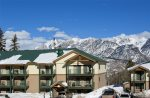 Winter snow at Durango Colorado vacation rental condo at Purgatory Resort
