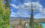 Durango Colorado vacation rental condo at Purgatory Resort mountain views