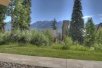 Mountain views from Durango Colorado vacation rental condo at Purgatory Resort