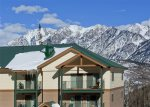 Townhomes and mountain views at Durango Colorado vacation rental condo at Purgatory Resort