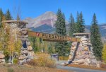 Purgatory Townhomes vacation rental condos and West Needles Mountains Durango